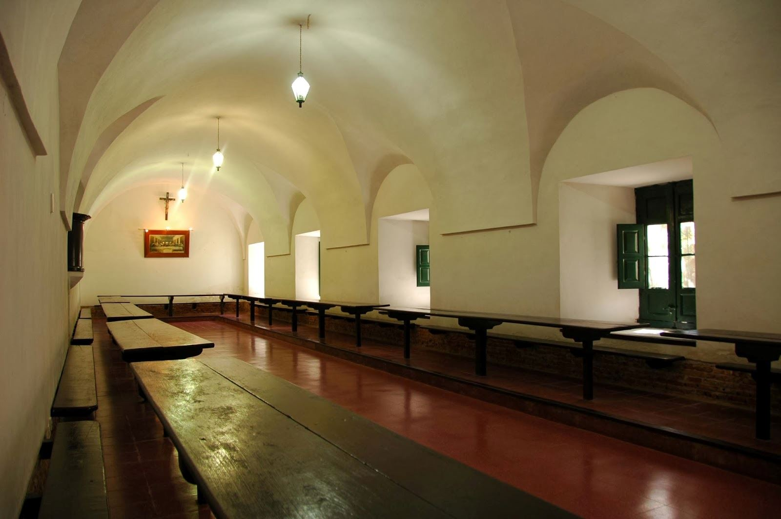 Private Tour To The San Lorenzo Convent