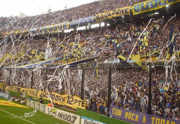 Tickets And Tours For Boca Juniors Games