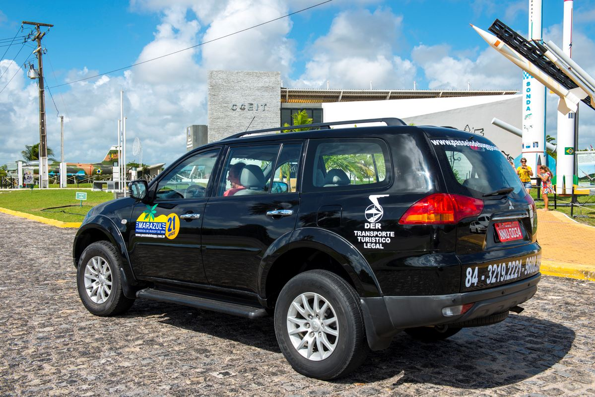 Transfer from hotels in Natal to Airport