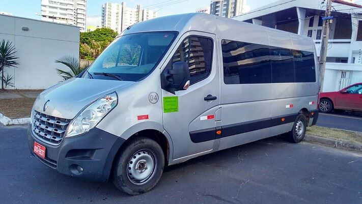 Transfer from hotels in Pipa to Hotels in Natal