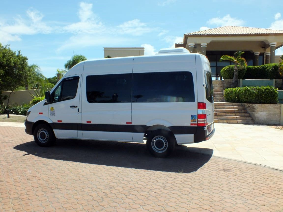 Transfer from Salvador Airport to Hotels in Praia do Forte