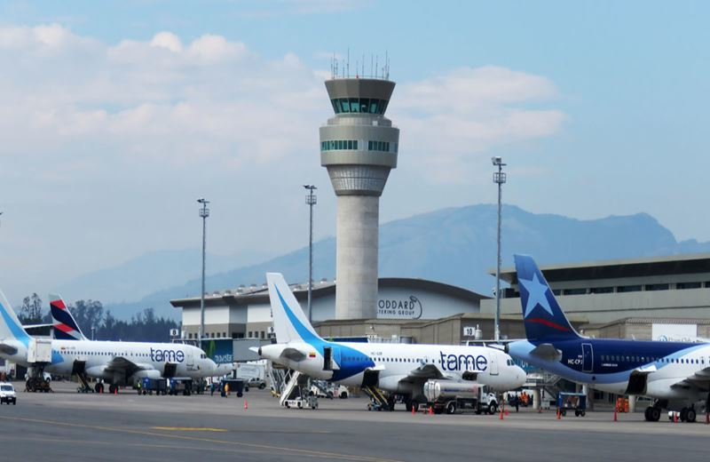 AIRPORT TRANSFER - HOTEL - QUITO EXPRESS AIRPORT IN SHARED SERVICE