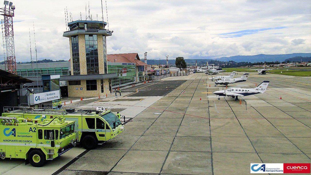 Transfert Aéroport - Hôtel à Cuenca