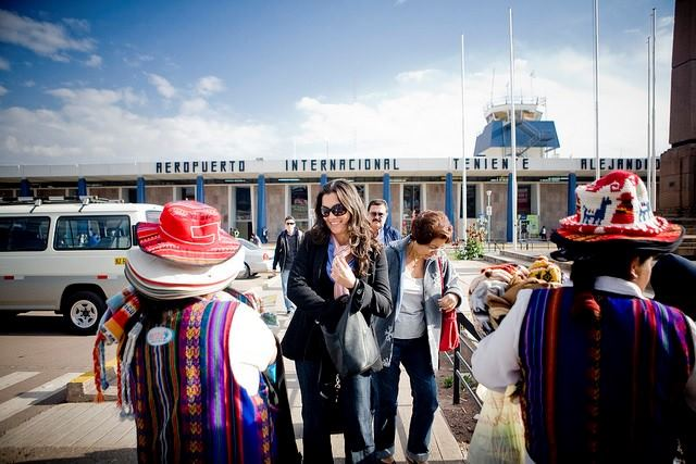 Cusco Airport Departure Transfer