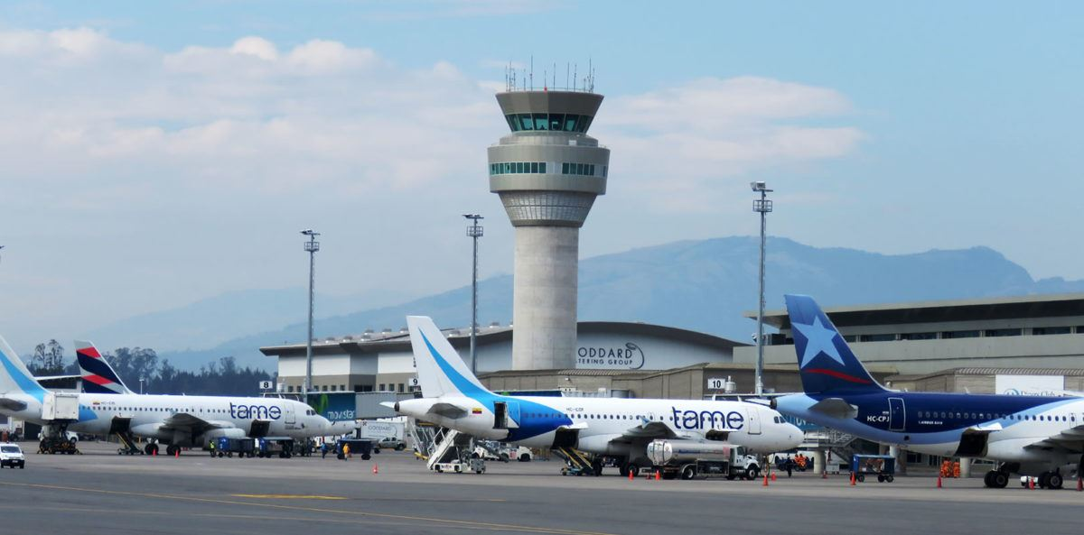 Transfer Hotel - Quito Express Airport in shared