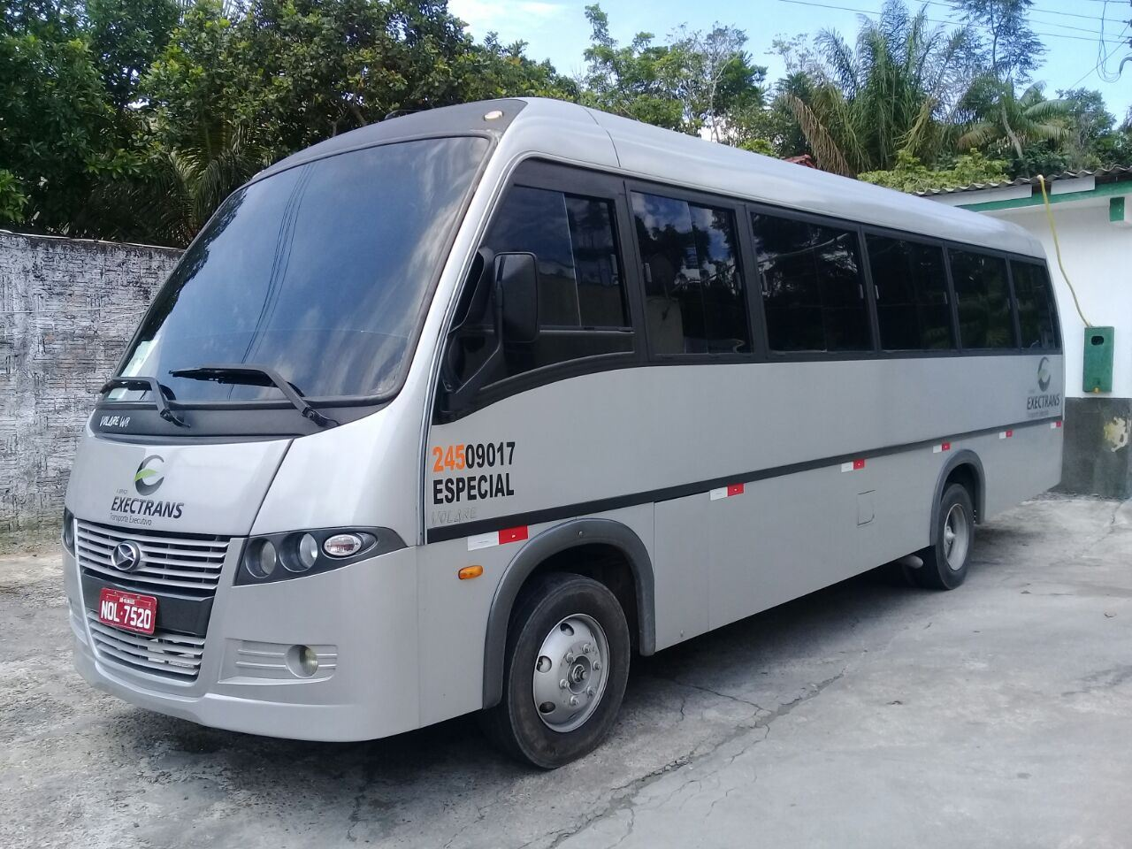 Transfer Manaus Downtown Hotel to Port