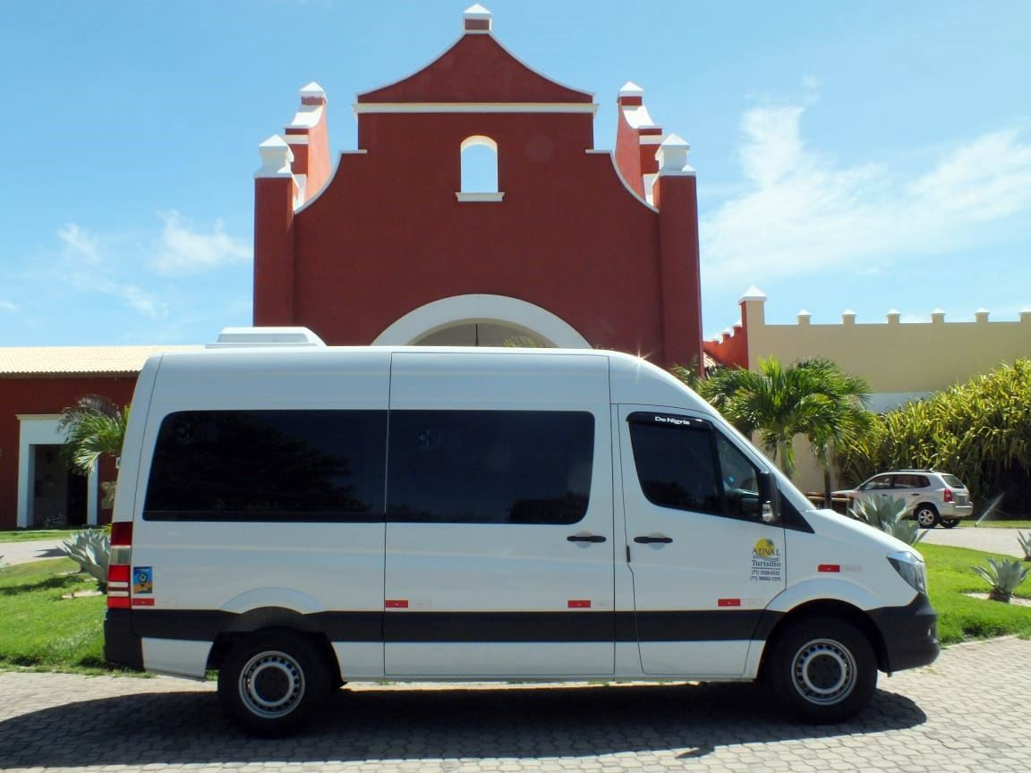 Transfer Salvador Downtown Hotel To Airport