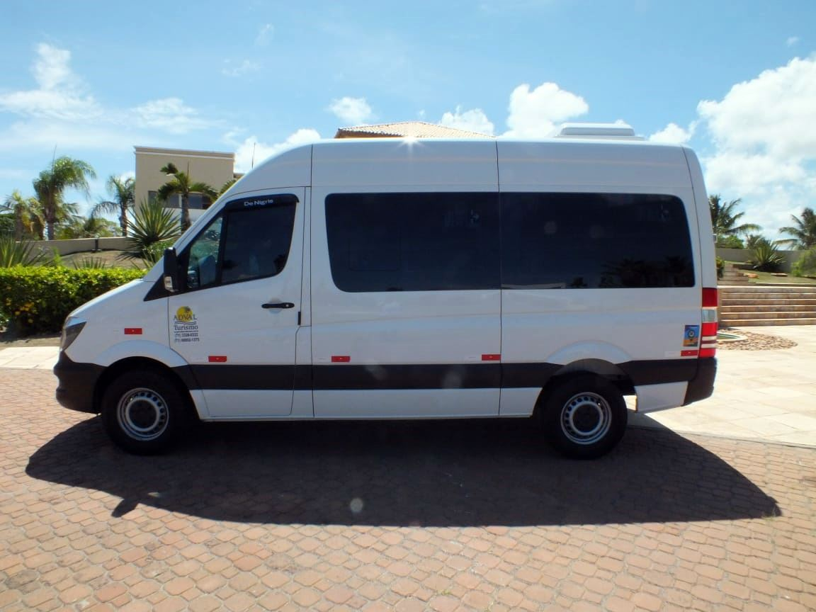 Transfer from Praia do Forte to Salvador Airport