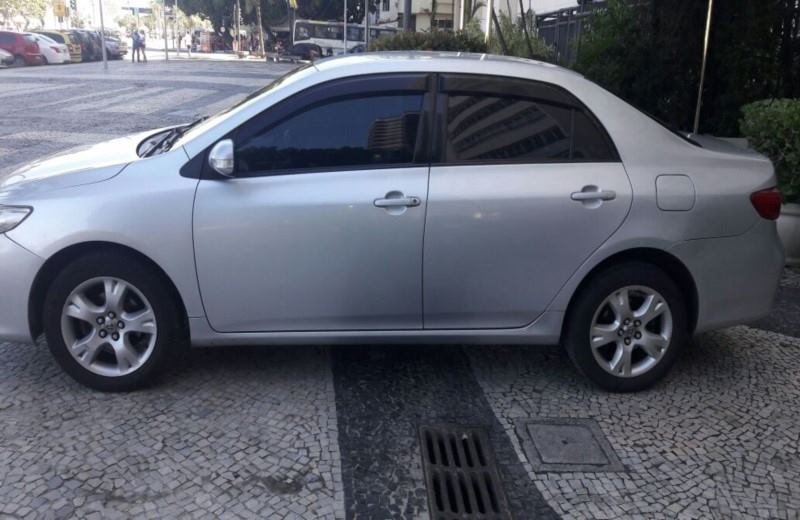 Transfer from Sao Paulo Hotel to Guarulhos Airport
