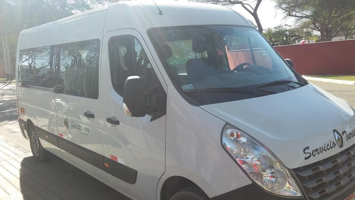 Paracas Bus Station Arrival Transfer