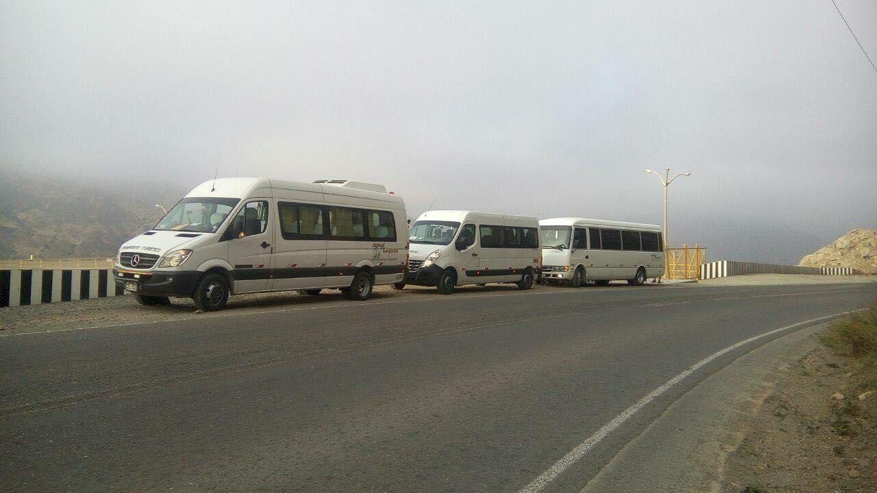 Transfer zum Flughafen von Lima