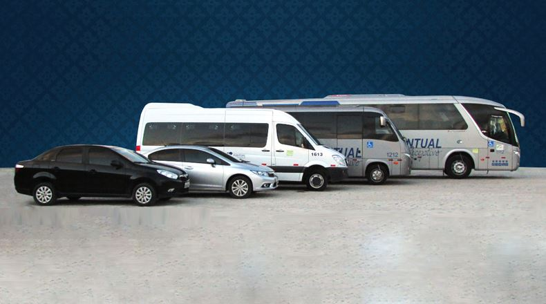 Round Trip Transfer Airport - Recife Hotel - Airport