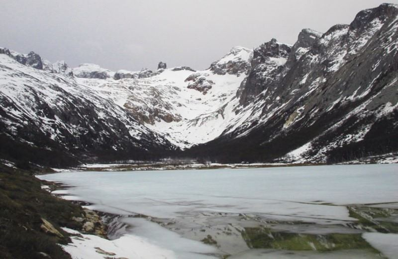 Esmeralda Lagoon Trekking - Ushuaia