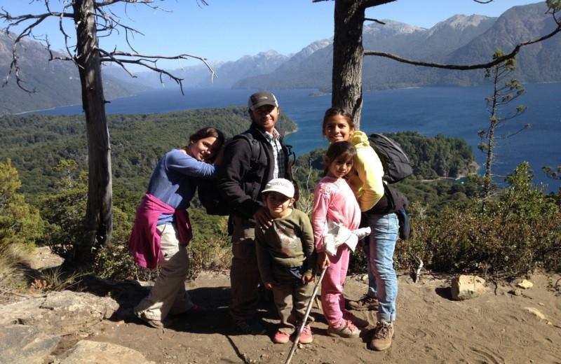 Hiking Mount Llao Llao