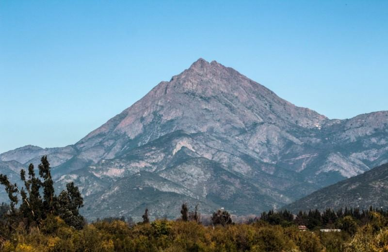 Trekking Cerro La Campana – Santiago De Chile
