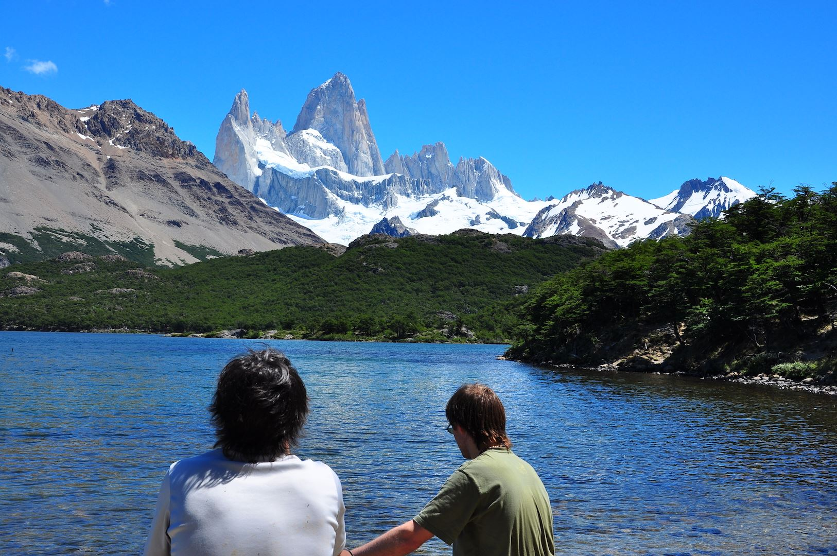 Trekking in El Chalten von El Calafate