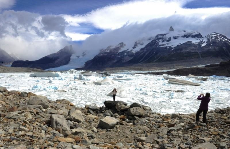 Navigation and Adventure Trekking at Los Glaciares National Park