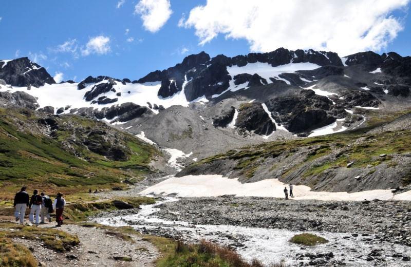 Resultado de imagem para Glaciar Martial