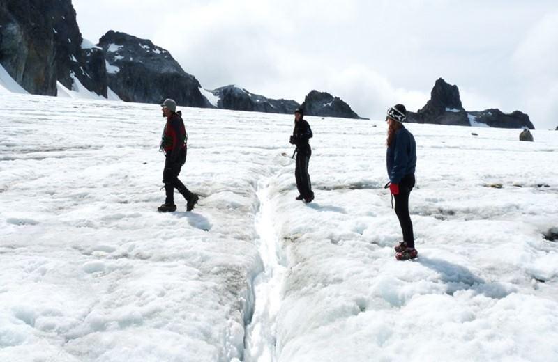 Trekking Glaciar Ojo De Albino – Ushuaia