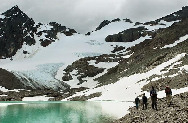 Albino Eye Glacier Trekking - Ushuaia