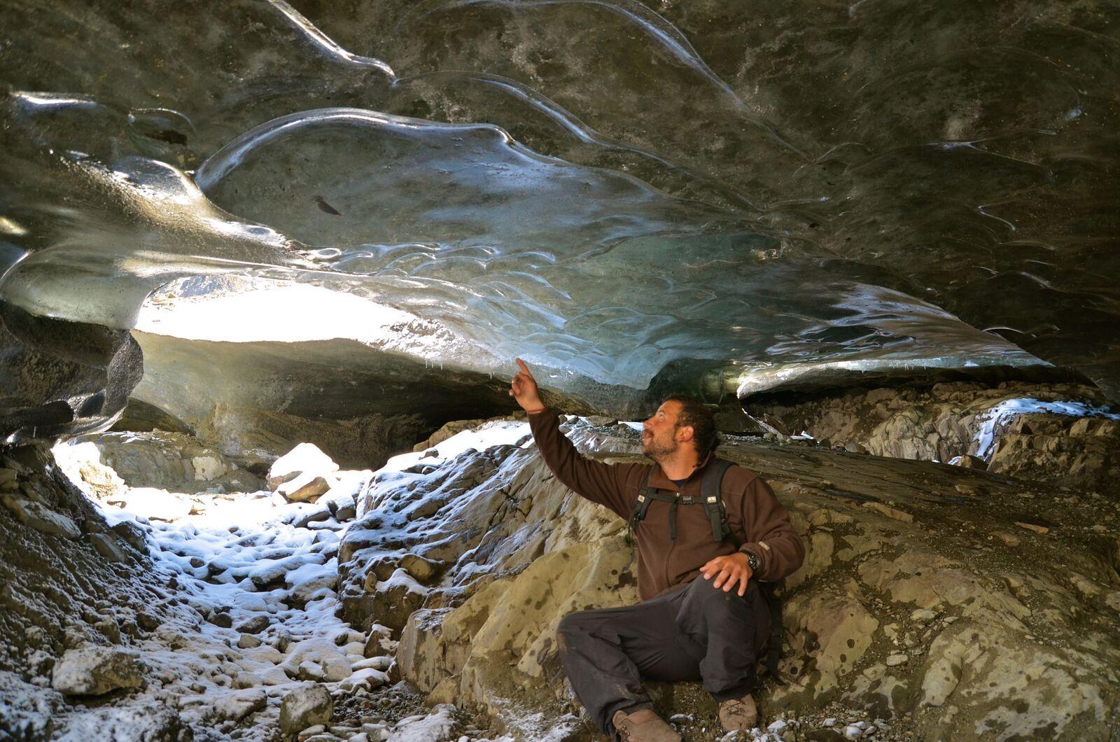 Trekking Glaciar Vinciguerra