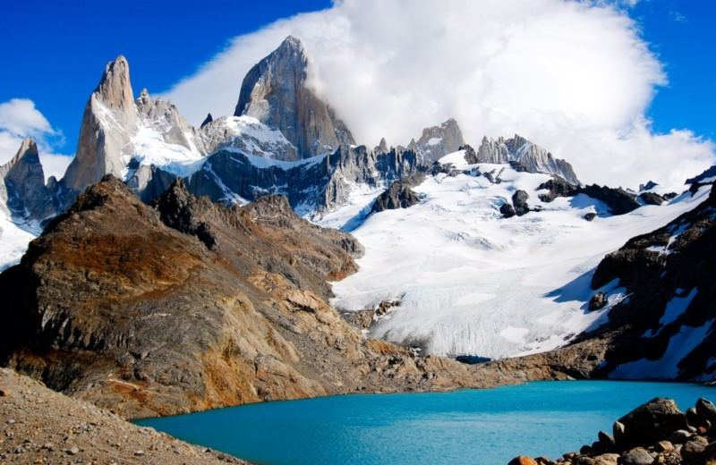 Hiking Laguna De Los 3 And Laguna Torre 2 Days