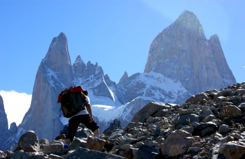 Private Trekking Laguna Torre