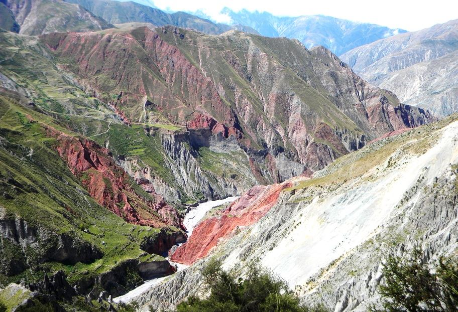 Private Trek From Iruya To Nazareno From Salta