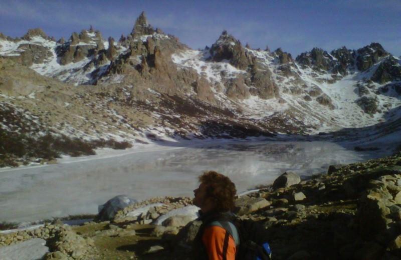 Trekking Refugio Emilio Frey
