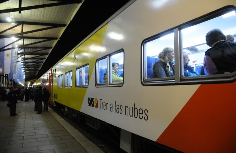 Train To The Clouds (Tren A Las Nubes) Round Trip
