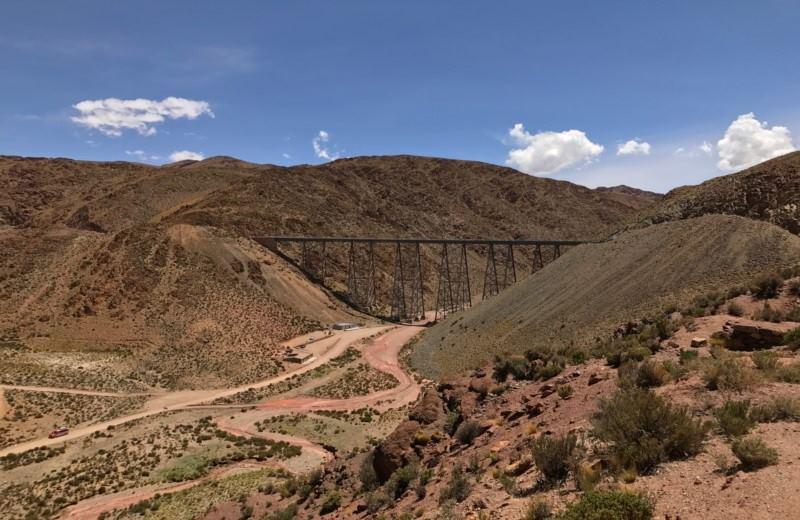 Tren A Las Nubes, Vuelta Por Las Alturas Y Quebrada De Humahuaca