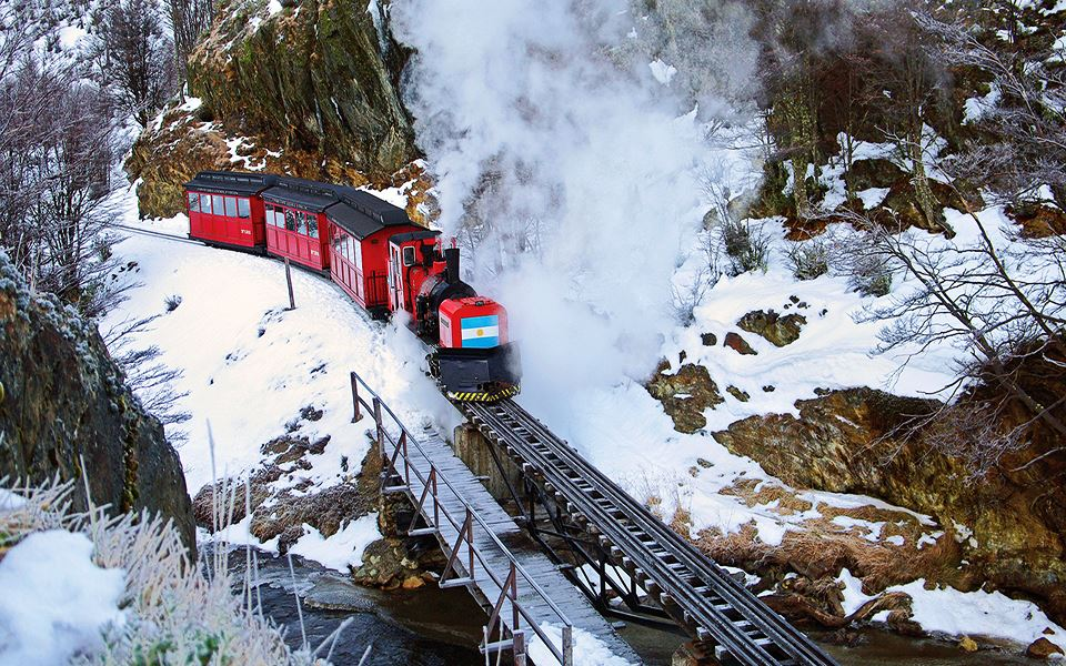 The End of the World Train