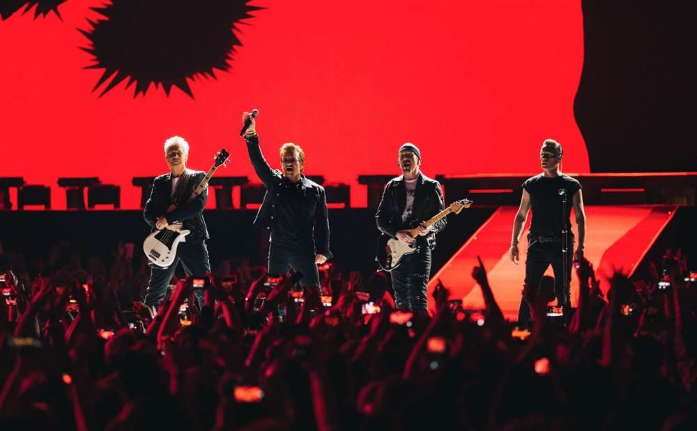 U2 - Estadio La Plata