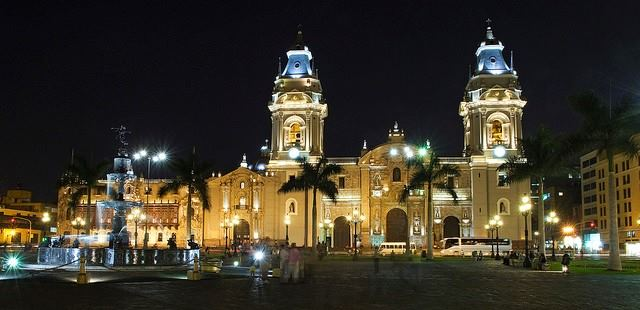 Lima By Night – Panoramic City Tour with dinner show