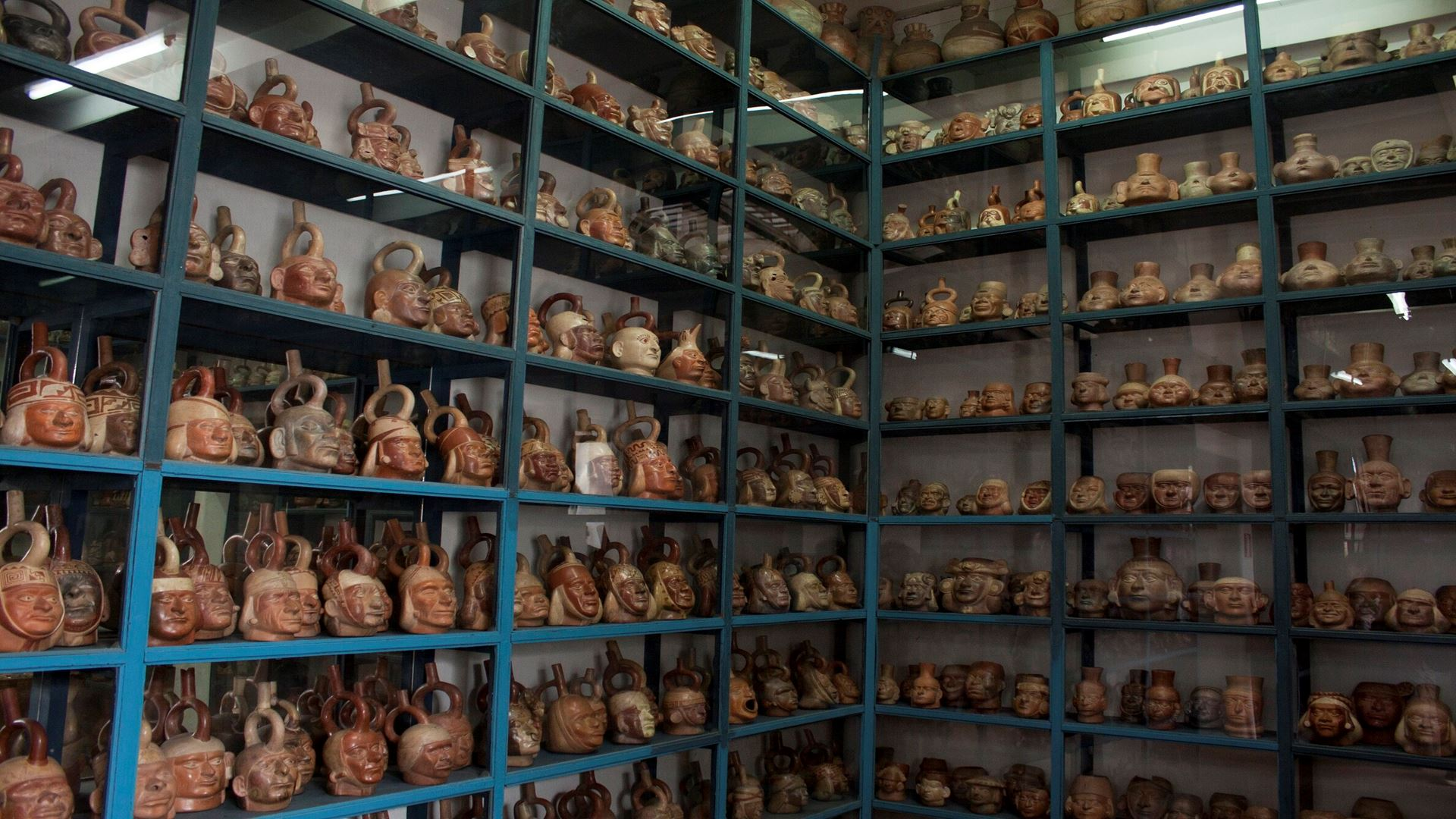 Lima City Tour and Larco Museum
