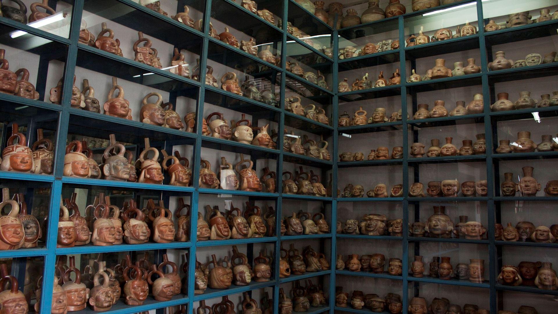 Visita de la Ciudad de Lima y Museo Larco
