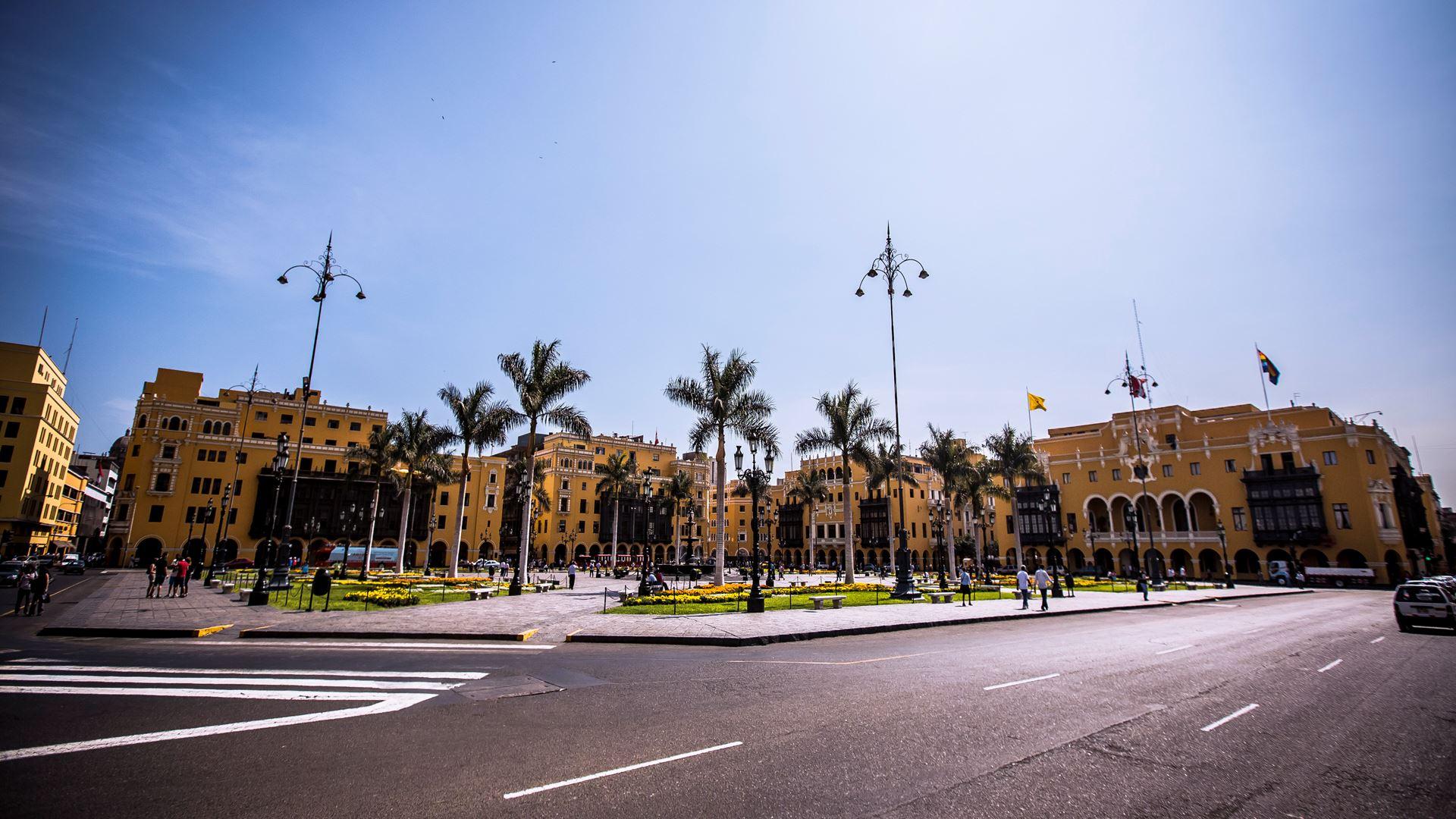 Visite de la ville de Lima et du musée Larco