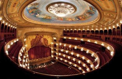 Teatro Colon Visita Guiada Tour