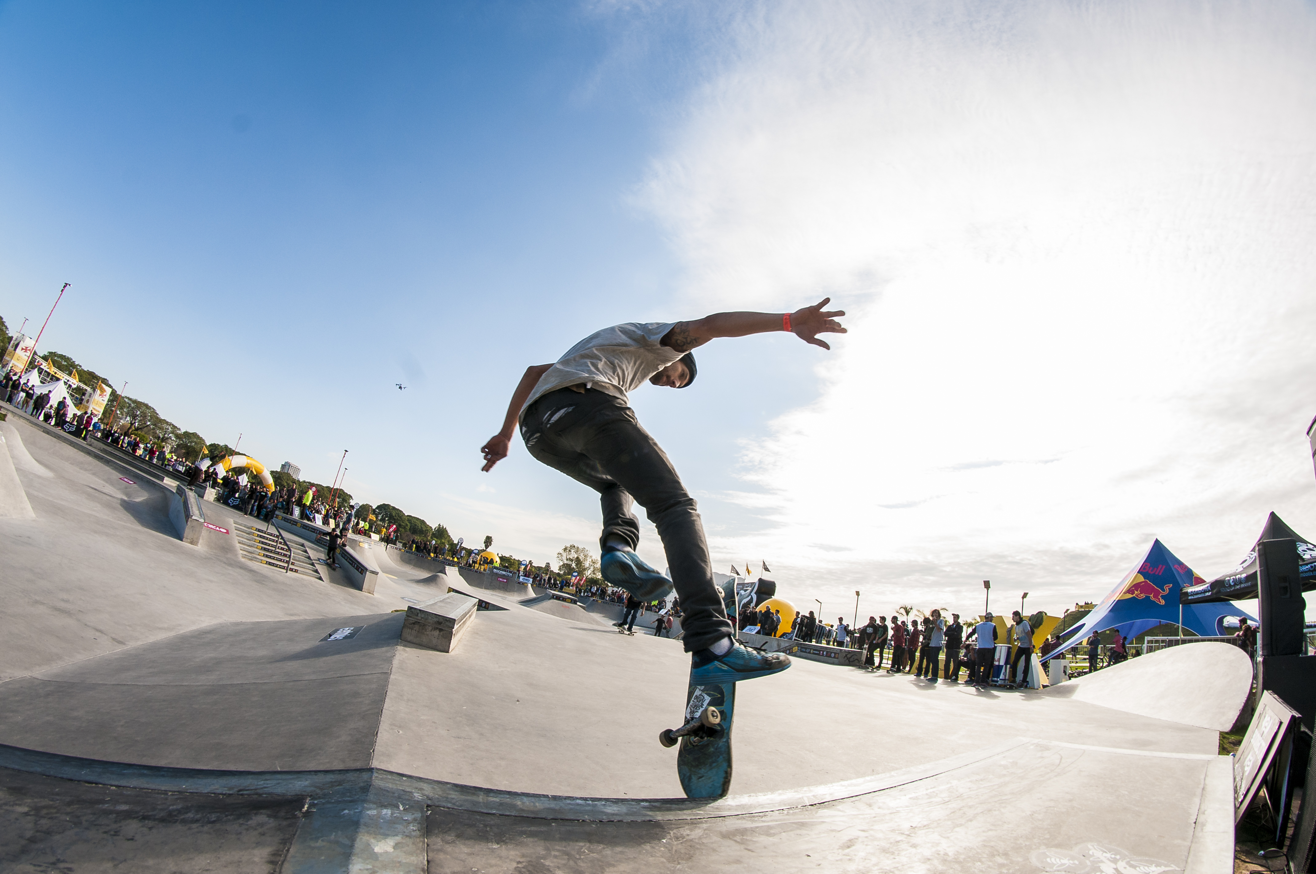 9 Skate Parks Not To Get Lost In Buenos Aires