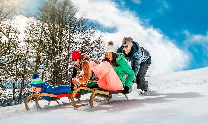Como está o clima em San Carlos de Bariloche ao longo do ano?