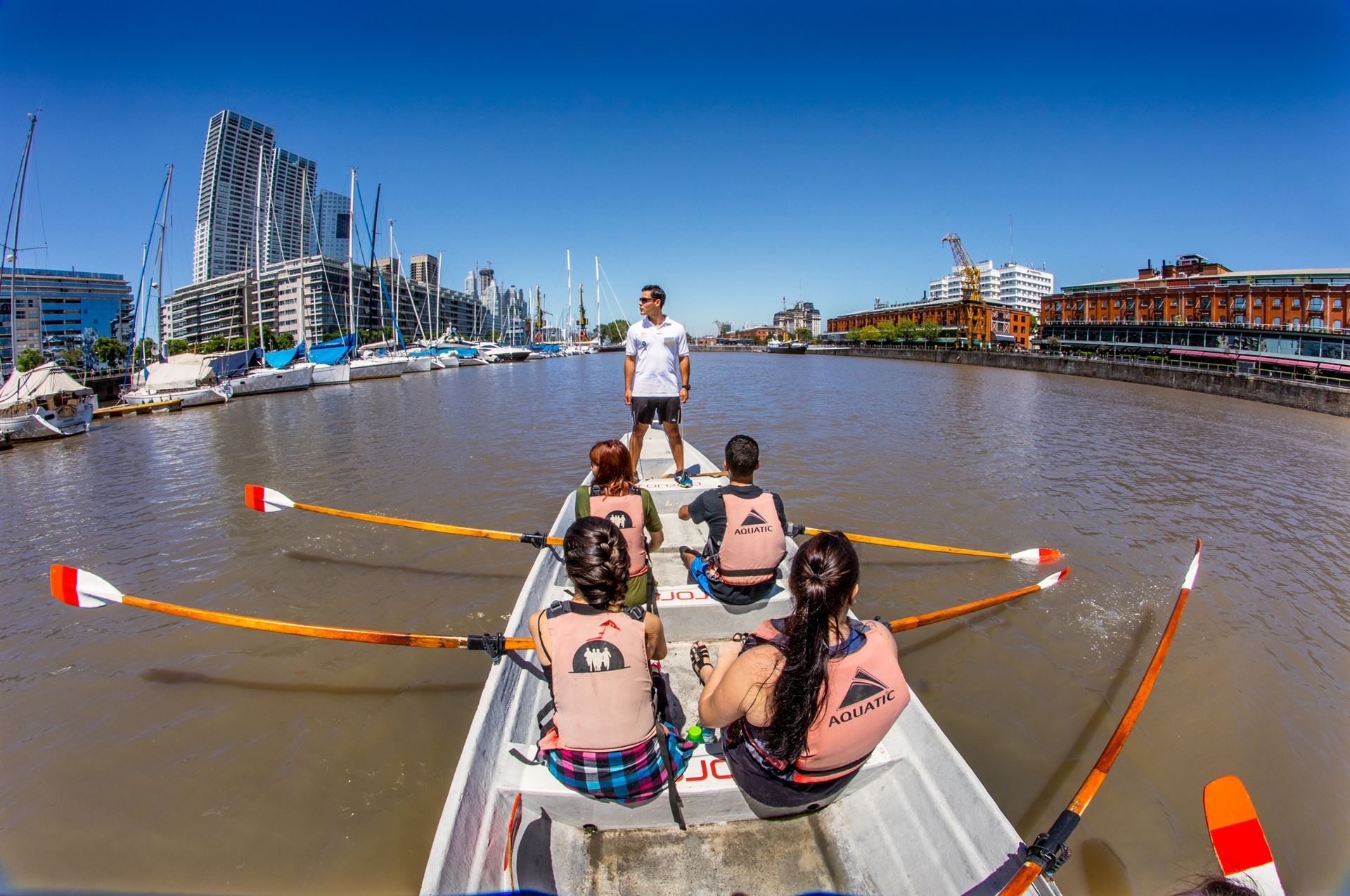 Where to Paddle in Buenos Aires?