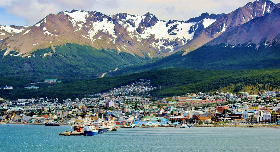 Guia de atividades, restaurantes, acomodações e traslados para Ushuaia