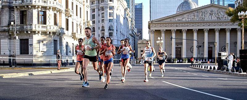História Da Maratona De Buenos Aires