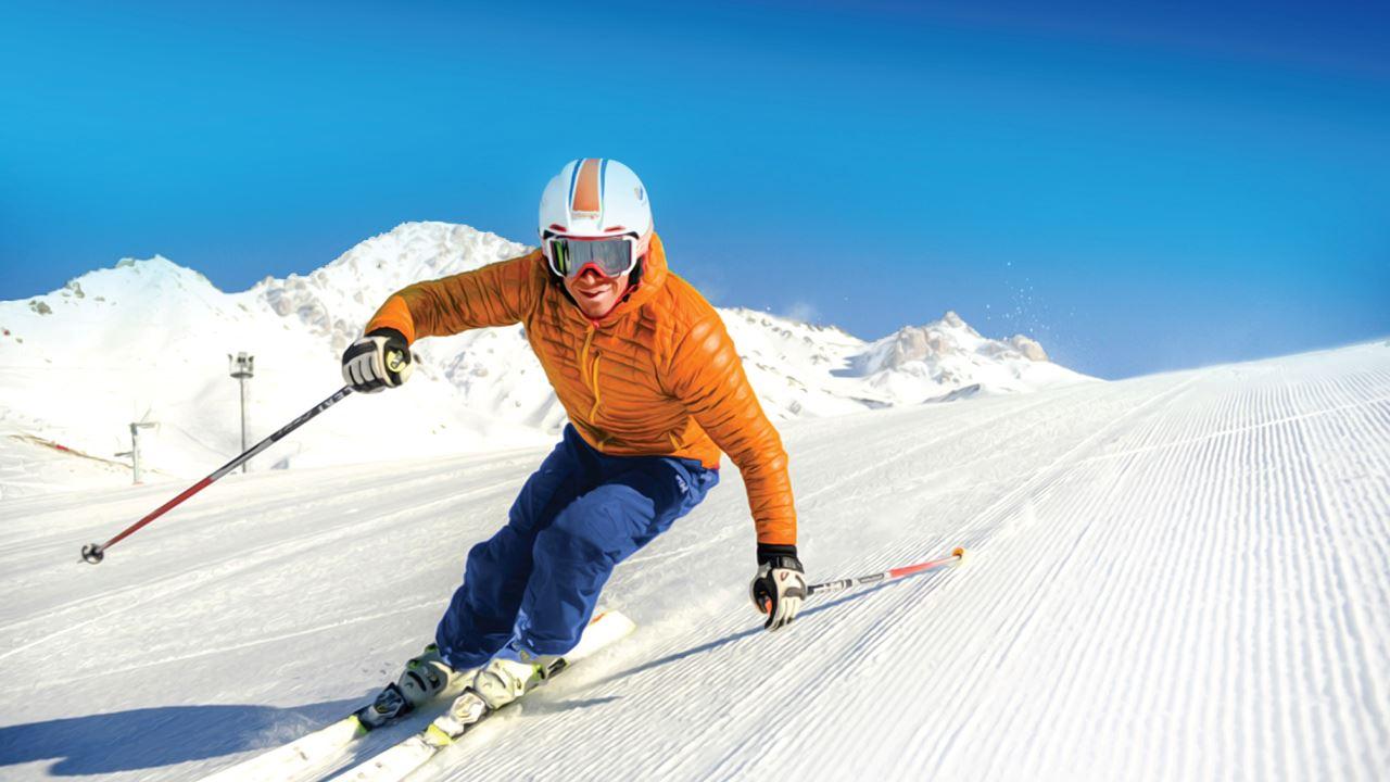 Las Leñas, o maior centro de esqui de Mendoza