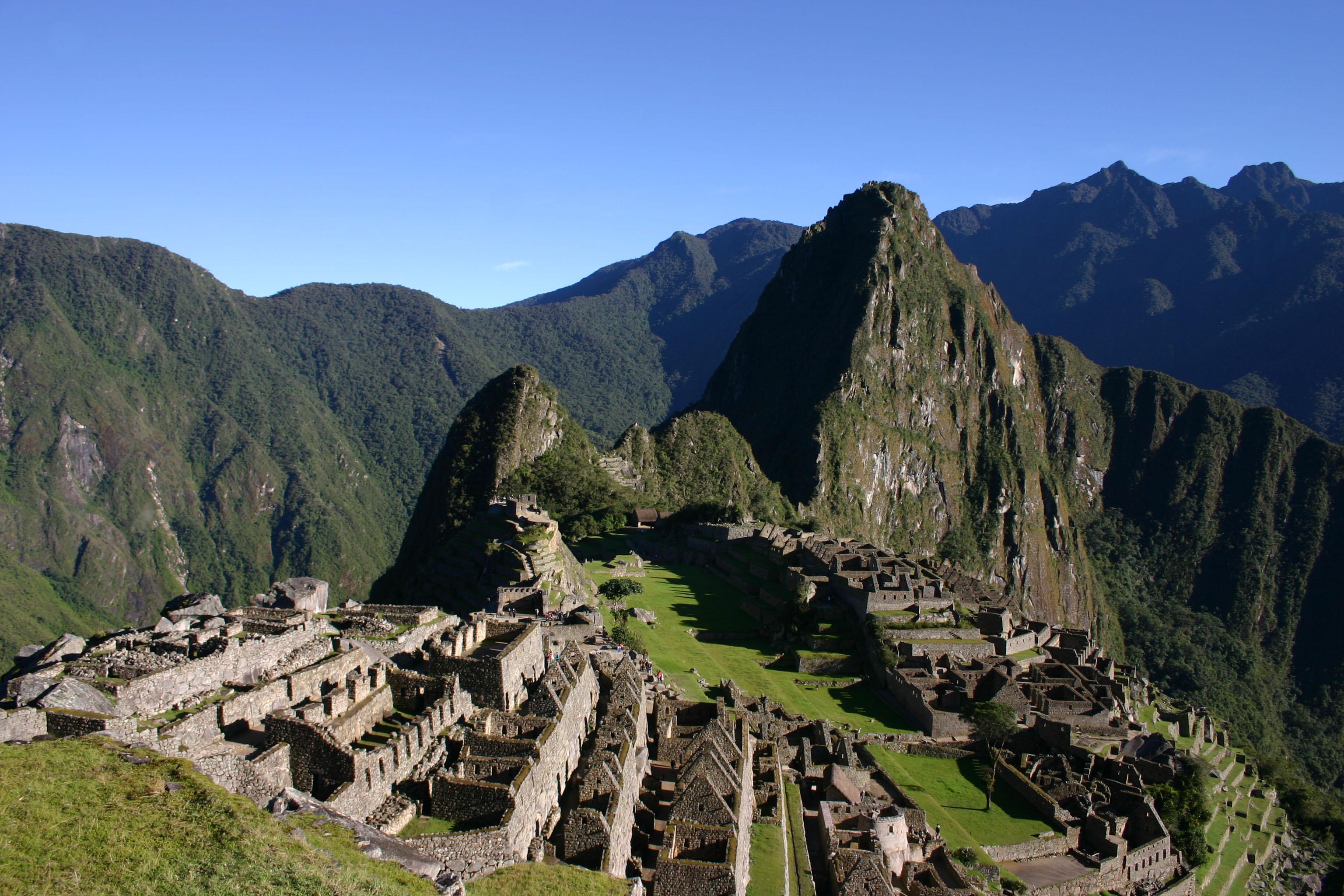 Machu Picchu: Historia De Una Mística Ciudadela
