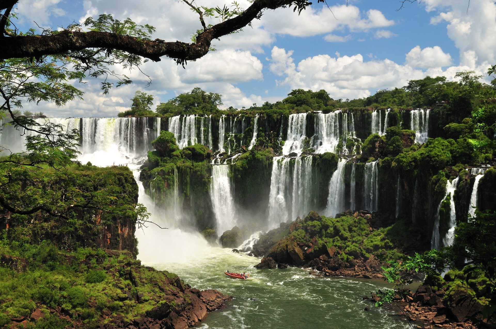Waterfalls Packages By Plane