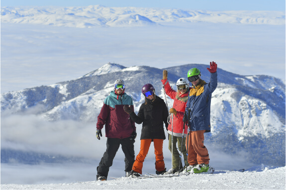 Ski Week In Bariloche
