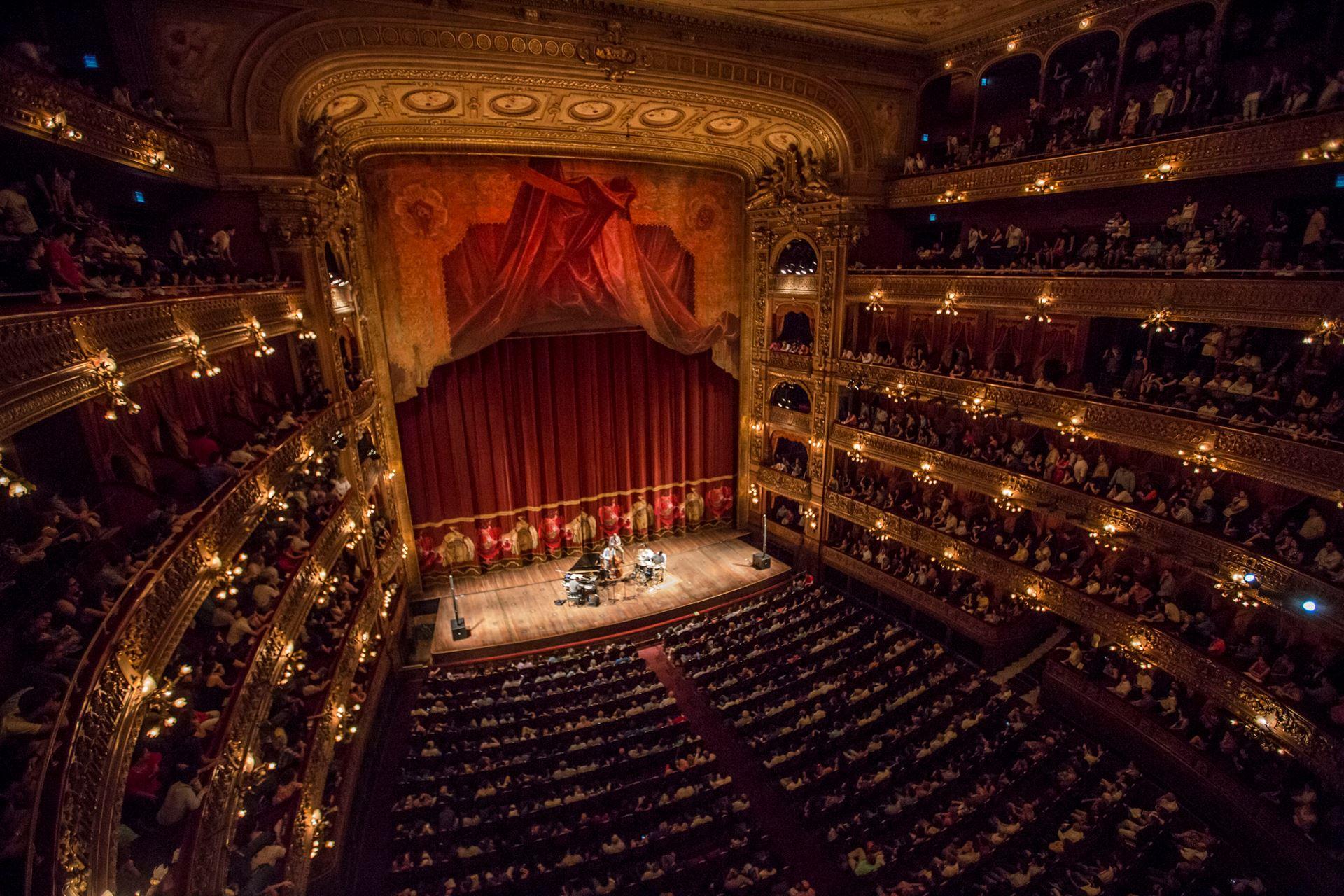 Teatro Colón, A Pérola De Buenos Aires