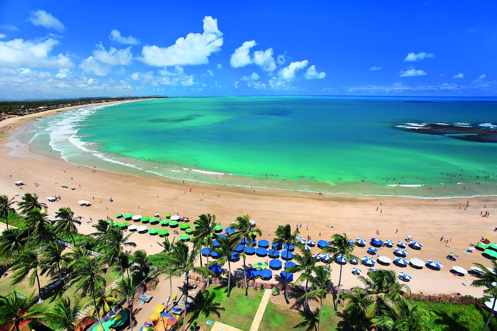 Top 15 de las playas más bellas de Brasil