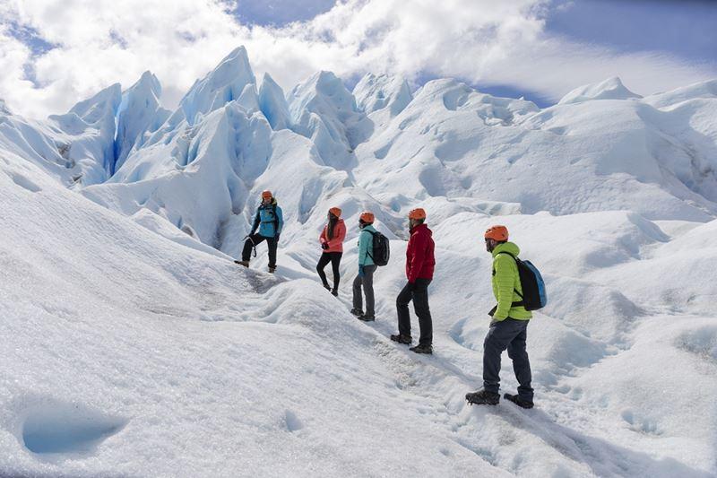Caminhada na Glaciar Perito Moreno